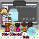 Interactive Calendar for ActivInspire (Promethean Board)