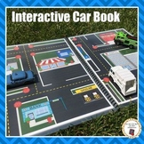 Interactive Car Activity Book