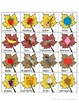 Interactive Categories for Fall Speech Therapy!