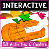 Interactive Centers and Activities for Fall