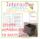 Interactive Ceramics Sketchbook: Introduction Lesson