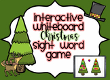 Interactive Christmas Sight Word Game for Promethean Board