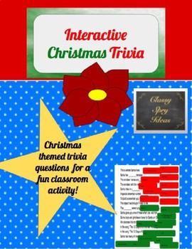 Interactive Christmas Trivia