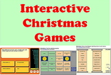 Interactive Christmas games