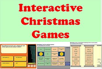 Interactive Christmas games