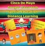 Interactive Cinco De Mayo Special Education Google Classro