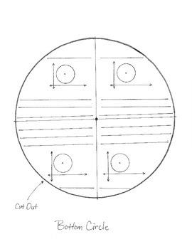 Interactive Circle Foldable