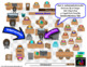 Interactive Classroom Seating Chart Templates    Flexible Seating Chart