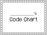 Interactive Code Chart - CKLA