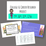 Interactive College & Career Research Project