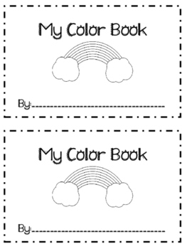 Interactive Color Book