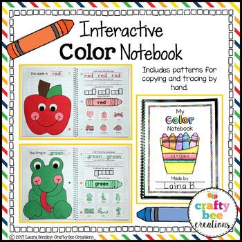 Interactive Color Notebook