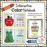 Color Interactive Notebook (Coronavirus Distance Learning)