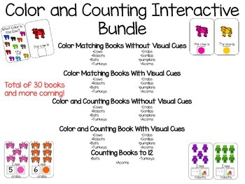 Interactive Color and Counting Bundle