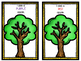 Interactive Colorful Apples Book for Speech and Language