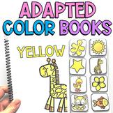 Interactive Color Books