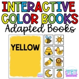 Interactive Color Books