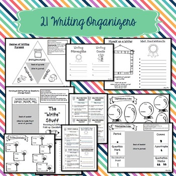Interactive Writing Journal