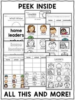 Interactive Activities - Community Leaders