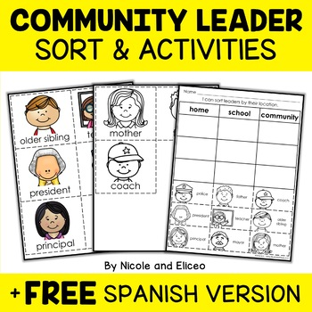 Interactive Community Leaders Activities