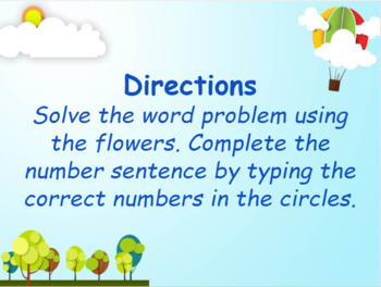 Interactive Comparing Word Problems Activity: Google Classroom