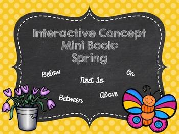 Interactive Concept Mini Book: Spring
