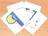 Interactive Consonant Cards - Tarjetones de consonantes