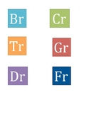 Interactive Consonant R Blends