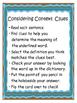 Interactive Context Clues - Dictionary Activity