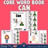 Interactive Core Word Book 'CAN'