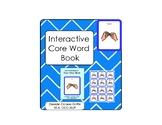 Interactive Core Word Book- MORE