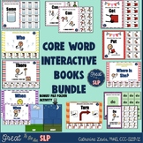 Interactive Core Word Books Bundle! (Part 2)