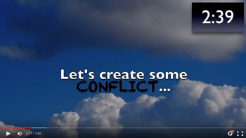 Interactive Countdown Video: Plot - Conflict