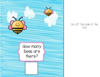 Interactive Counting Book-Bees