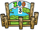Interactive Counting Book: Elephant at the Zoo Edition
