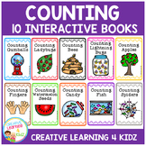 Interactive Counting Books