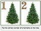 Interactive Counting Mats: Ornaments on the Christmas Tree