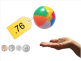Interactive Counting Mixed Coins for SMARTboard