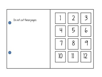 Interactive Counting Sweets Book