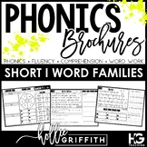 Phonics Brochures: Short I Reading Passages