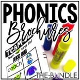 Phonics Brochures {THE BUNDLE}: Interactive Reading Passages