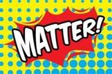 Interactive Describing Matter Unit