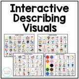 Interactive Describing Visuals