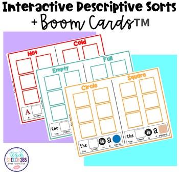 Interactive Descriptive Sorts