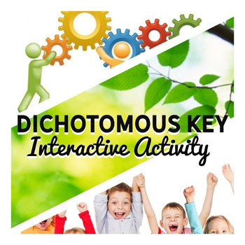 Interactive Dichotomous Key With Students - Classifying Living Things Unit