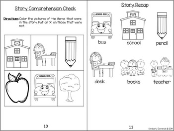 Interactive & Differentiated High Frequency Books: We like to go!