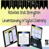 Interactive Digital Citizenship Activities that Strengthen Student Understanding