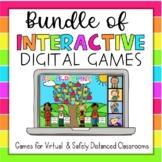 Interactive Digital Games Bundle Distance Learning Virtual
