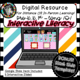 Interactive Digital Literacy Skills LONG /O/ FEBRUARY