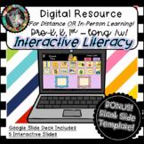 Interactive Digital Literacy Skills LONG /U/ APRIL